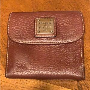 Dooley and Bourke wallet